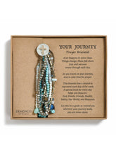 Load image into Gallery viewer, Prayer Bracelet Turquoise