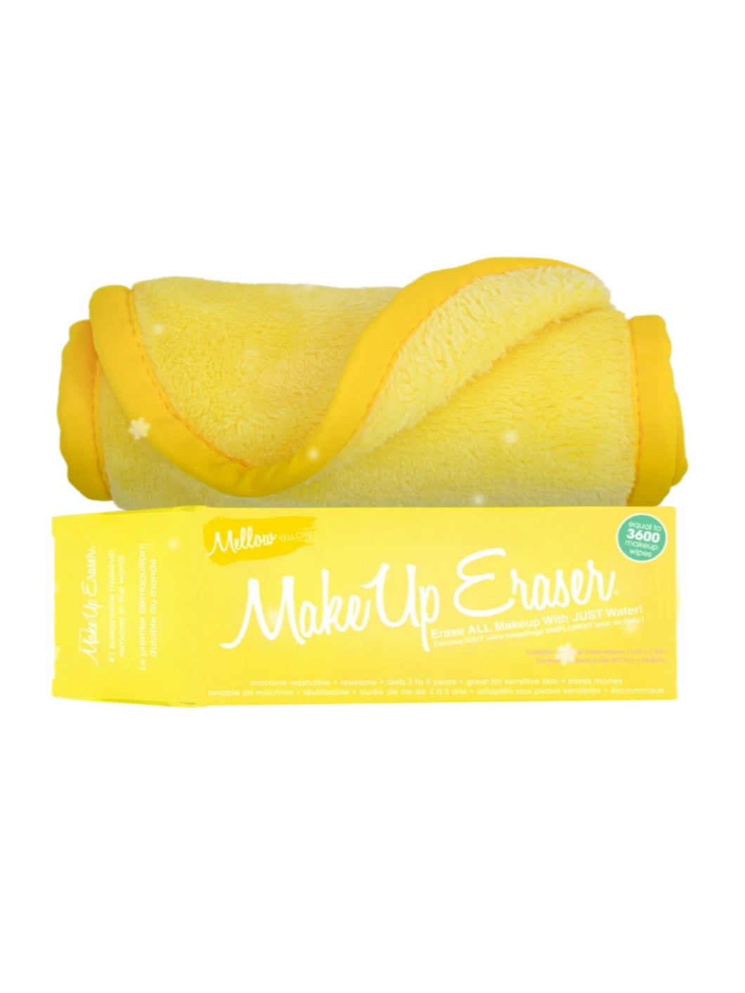 The Makeup Eraser- Mellow Yellow