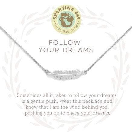 Necklace - Spartina - Follow Your Dreams