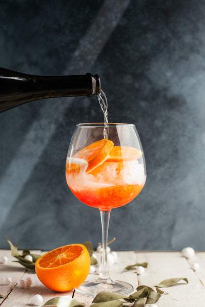 Aperol Spritz summer cocktail