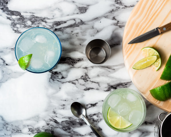 Caipirinha cocktail for summer
