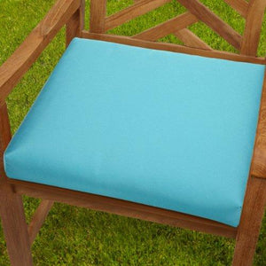 Sunbrella Square Chair Seat Cushions Set - StayCay Lifestyle