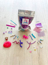 Load image into Gallery viewer, Play Dough Imagination Play Kit - bag size set