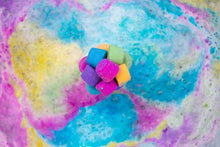 Load image into Gallery viewer, Unicorn Poop- Mini Bath Bombs