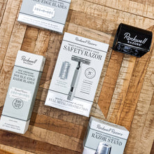 Load image into Gallery viewer, The Safety Razor Shaving Collection