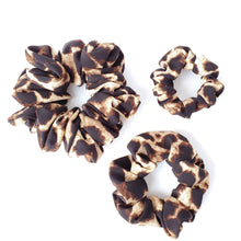 Load image into Gallery viewer, NEW Leopard Scrunchie