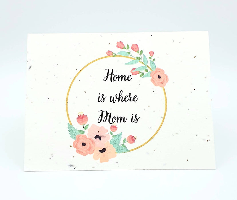 Plantable Greeting Cards - Mother's Day