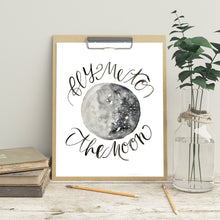 Load image into Gallery viewer, Fly Me To The Moon - SET OF 2