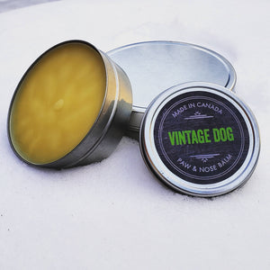 Vintage Dog - Paw Protector and Moisturizer