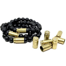 "Load image into Gallery viewer, THE ""BULLETPROOF"" UNISEX MALA BRACELET"