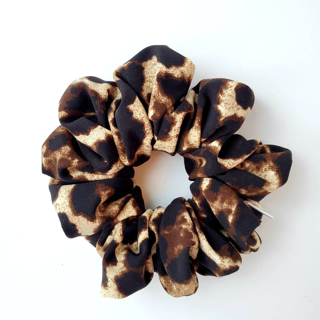 NEW Leopard Scrunchie