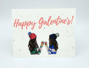 Plantable Seed Paper Love/Valentine's Cards