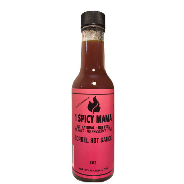 SORREL HOT SAUCE