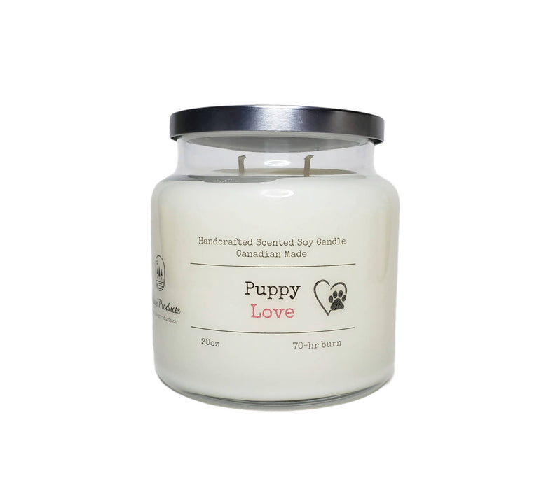 Puppy Love - Scented Soy Candle
