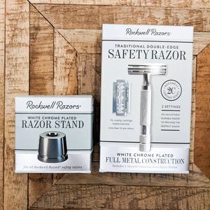The Safety Razor Shaving Collection