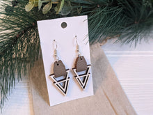 Load image into Gallery viewer, Geometric Earring