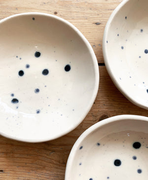 Speckled Bowl: Handmade Pottery