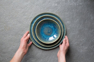 Dinner Plate: Port Meadow Collection