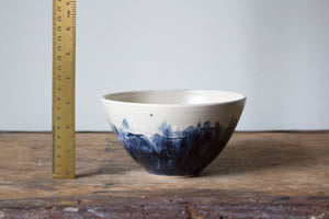 Small Watercolour Serving Bowl