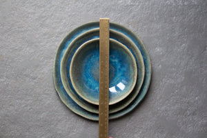 Side Plate: Port Meadow Collection