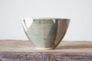 Small Cascade Bowl: Matcha Tea Bowl