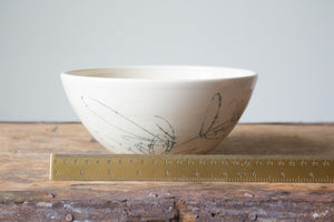 Botanical Serving Bowl: Six