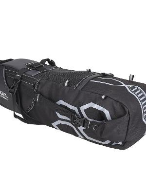 12 L Bike Saddle Bag Large Capacity Waterproof Reflective Strips Bike Bag-Outdoor Gear-Weekly Top Deal