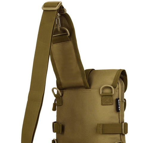 2 L Shoulder Messenger Bag Military Tactical Backpack Multifunctional Outdoor Camping-Outdoor Gear-Weekly Top Deal