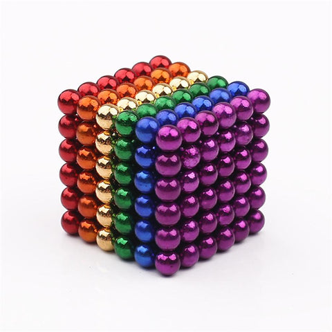 216 pcs Magnet Toy Balls Building Blocks-Kids, Toys & Baby-Weekly Top Deal