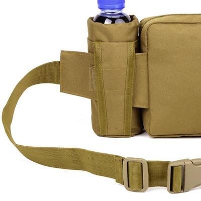 3 L Waist Bag / Waistpack Comfortable Outdoor Camping-Outdoor Gear-Weekly Top Deal