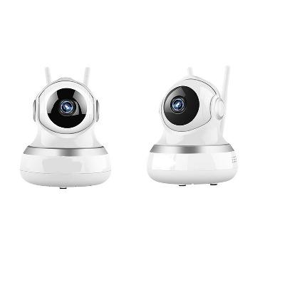 3.6MM IP Camera WIFI CCTV Two-way Audio Video Surveillance Home Security-Electronic-Weekly Top Deal