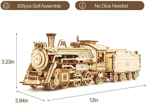 3D Wooden Model Building Kit-Gift & Accessories-Weekly Top Deal