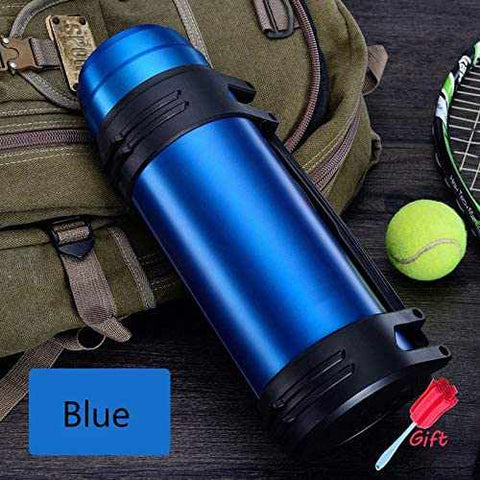 3L STAINLESS STEEL THERMOS-Outdoor Gear-Weekly Top Deal