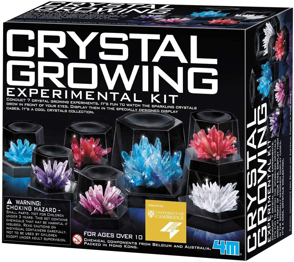 4M 5557 Crystal Growing Science Experimental Kit-Kids, Toys & Baby-Weekly Top Deal