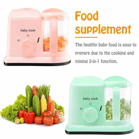 5-in-1 Multi-functional Baby Food Maker-Kids, Toys & Baby-Weekly Top Deal