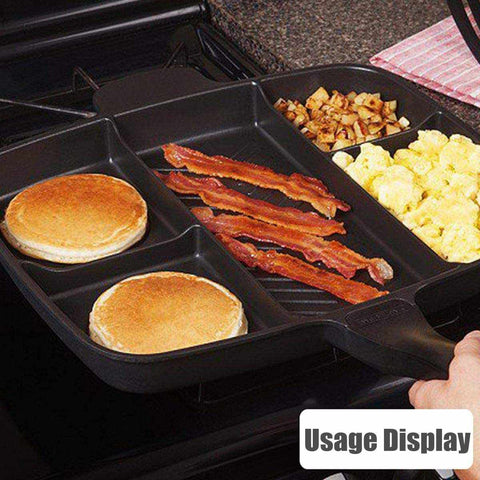 5 in 1 Non-stick Frying Pan-Home Collection-Weekly Top Deal
