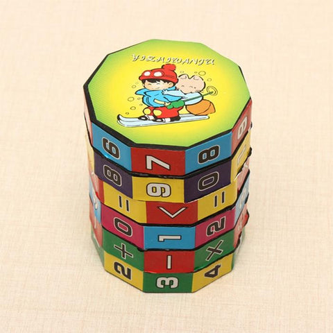 6 Layers Intelligent Puzzle Cube Education Math-Kids, Toys & Baby-Weekly Top Deal