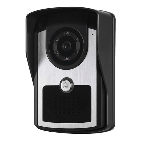7 Inch Capacitive Touch Screen Video Camera Wired Video Doorbell Wifi-Electronic-Weekly Top Deal