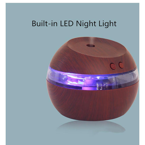 Aroma Diffusers Aromatherapy machine PP Purple-Home Collection-Weekly Top Deal