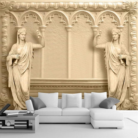 Art Deco 3D Home Decoration Classical Wall Covering-Home Collection-Weekly Top Deal