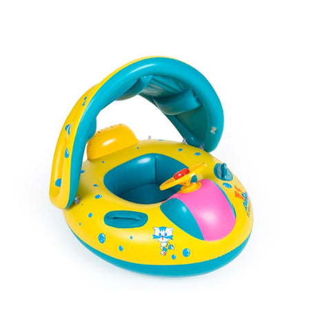 Baby Children Sim Inflatable Float Sewat Boat-Kids, Toys & Baby-Weekly Top Deal