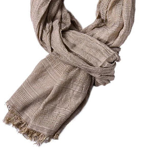 Basic Rectangle Scarf - Solid Colored-Men-Weekly Top Deal