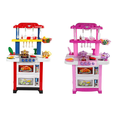 Beiens Kids' Cooking Appliance LED Lighting Sound-Kids, Toys & Baby-Weekly Top Deal