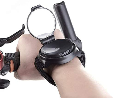 Bicycle Wrist Rear View Mirror-Outdoor Gear-Weekly Top Deal