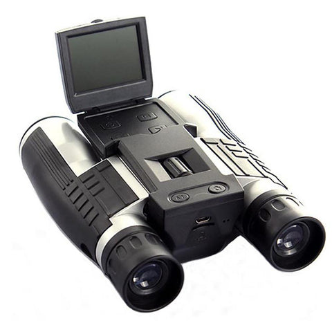 Binoculars High Definition LCD Display with Recording Image and Video Function-Electronic-Weekly Top Deal