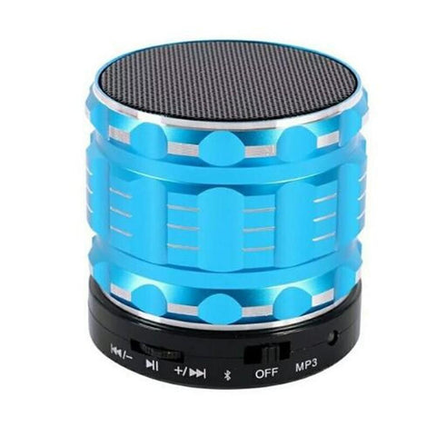Bluetooth Radio Built-in Microphone Crimson Light-Electronic-Weekly Top Deal