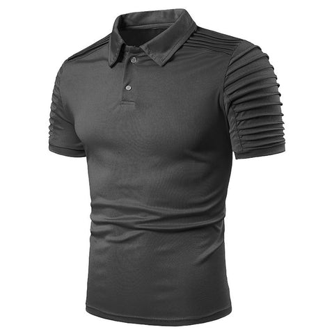 Buffout Premium Polo Shirt-Men-Weekly Top Deal