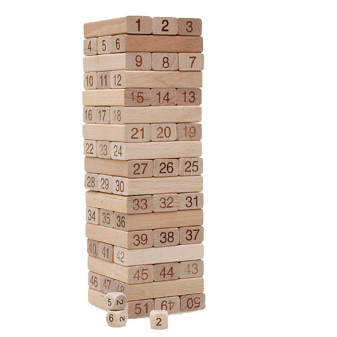 Building Blocks Wood-Kids, Toys & Baby-Weekly Top Deal