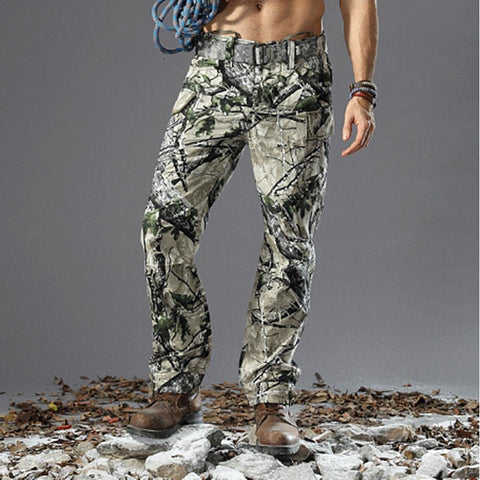 Camo Hiking Cargo Tactical Pants-Outdoor Gear-Weekly Top Deal