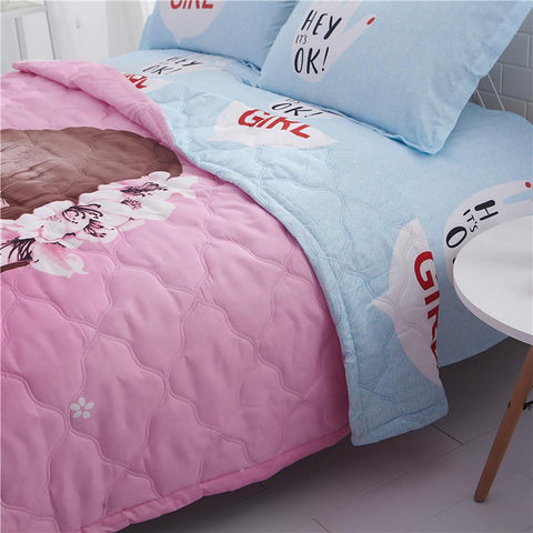 Comfortable - 1pc Quilt Spring & Fall 3D Print-Home Collection-Weekly Top Deal